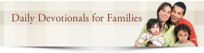 Daily Devotionals for Families