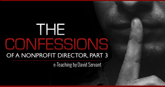 The Teaching Ministry of David Servant