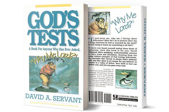 Books - David Servant