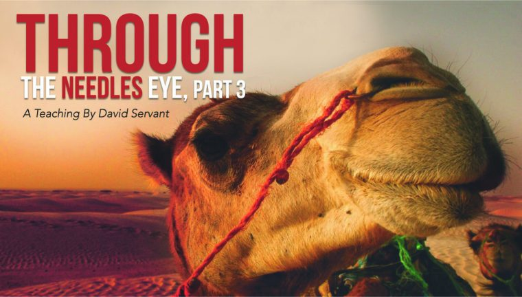 banner for through the needle's eye, part 3