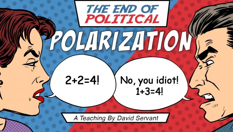 header image for 'End of Political Polarization' blog post