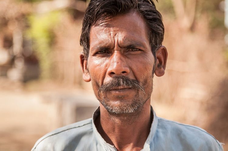 indian villager, representative of people who have never heard about Jesus