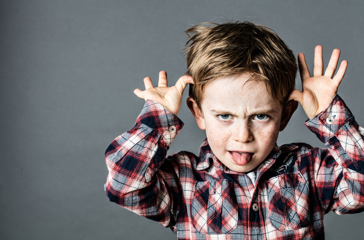Child acting like a brat - How can you stop or prevent your child from being a brat?