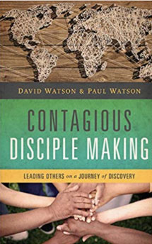 Click to Buy Contagious Disciple Making book