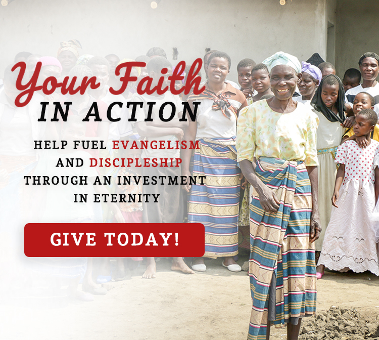 Give Now to Heaven's Family 2018 Faith Drive Campaign