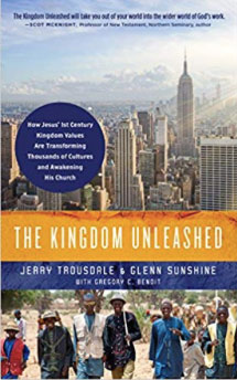Click to Buy The Kingdom Unleashed book
