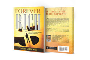 Picture of David's book Forever Rich