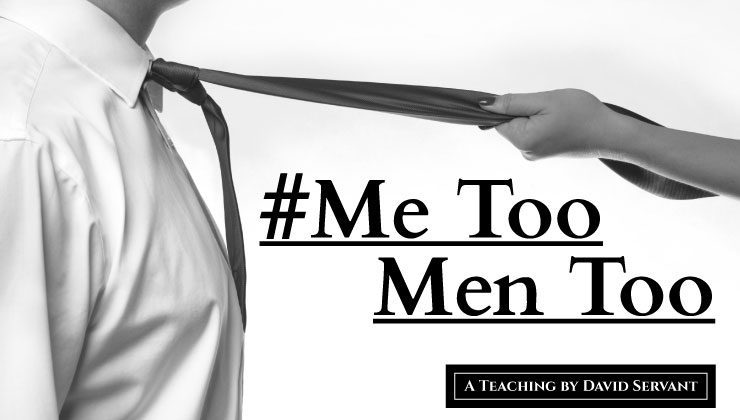 #Me Too, Men Too E-Teaching by David Servant