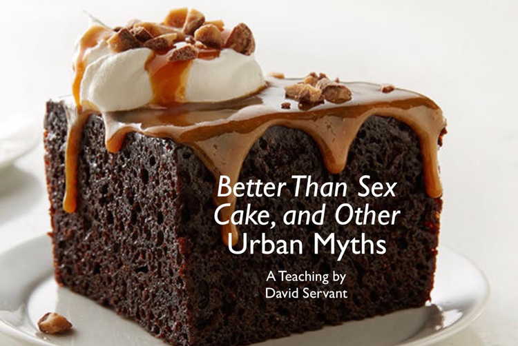 Better Than Sex Chocolate Cake