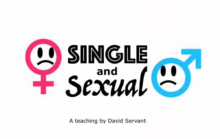 A guide for singles struggling with their sexuality