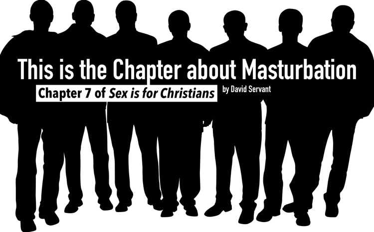 """""""This is the Chapter About Masturbation"""" by David Servant"""