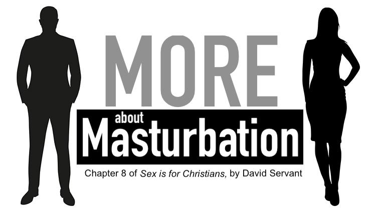 """More About Masturbation"" graphic by David Servant"