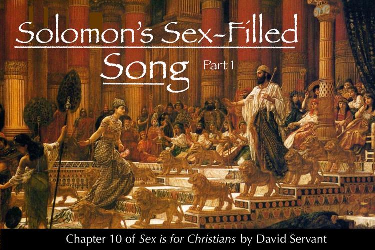 Solomon's Sex-Filled Song, Part 1 (Header Image)
